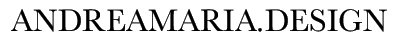andreamaria.design